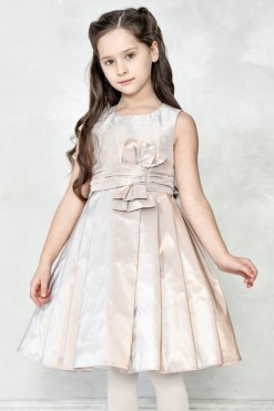 A-line taffeta gown from Papilio Kids Ceremony Collection