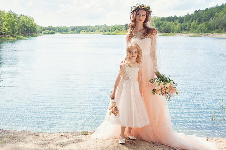 Flower girl dresses for beach wedding papilio boutique for Flower girl dress for beach wedding