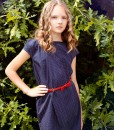 Cup sleeve classy dress from Papilio Kids Glamour Collection