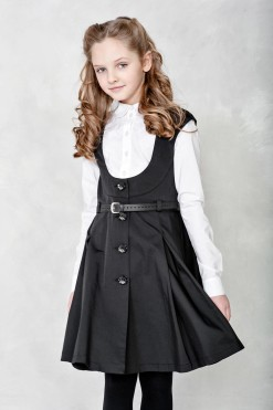 Cotton long sleeve blouse from Papilio Kids School Collection