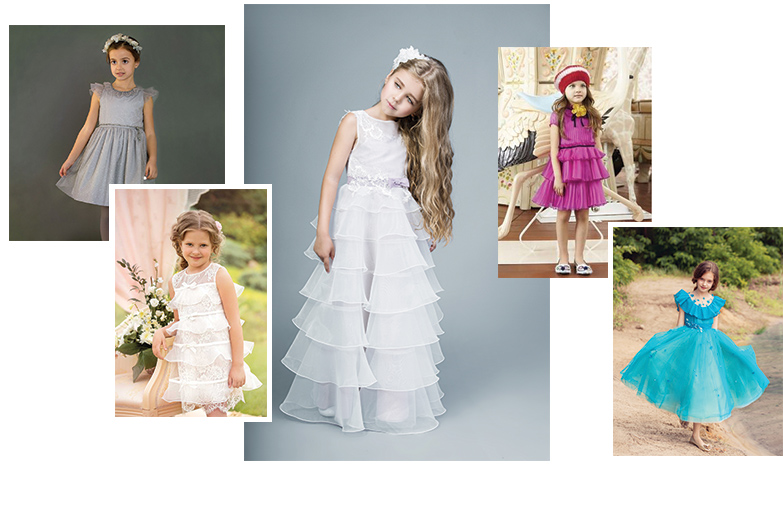 RUFFLES luxury kids clothes