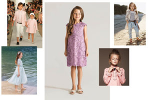 luxury kids clothes pastel-colours-kids-outfits