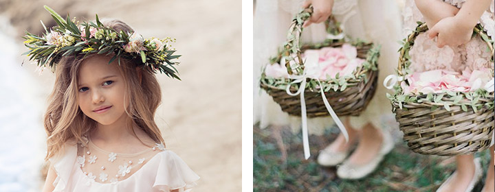 flower girl gifts-accessories-papilio