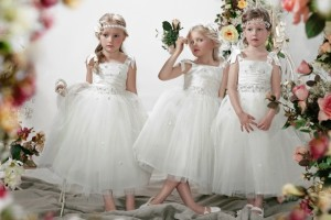 flower girl dress - Papilio Kids
