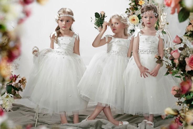 flower girl dress - Papilio Kids