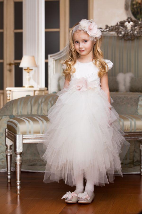 Cap sleeve tutu dress