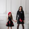Papilio Kids A-line dress with butterfly