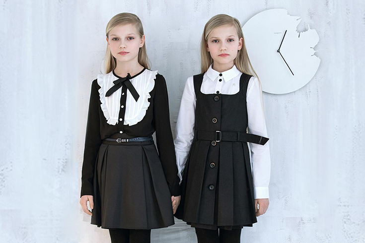Chic School Outfits For Your Girl - Papilio Kids