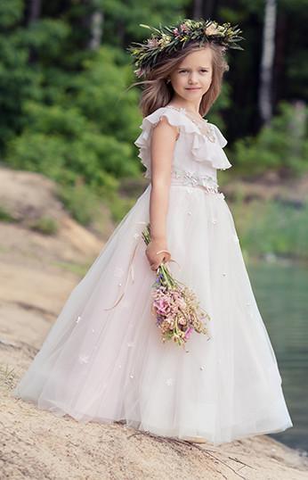 5c4c5fac23 Boho Flower Girl Dresses - Papilio Kids