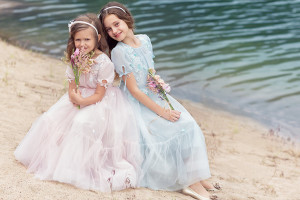 floral-girls-dresses - Papilio Kids