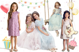 Kid's Birthday Outfits: 3 Ways To Style Your Baby Girl For Her Birthday