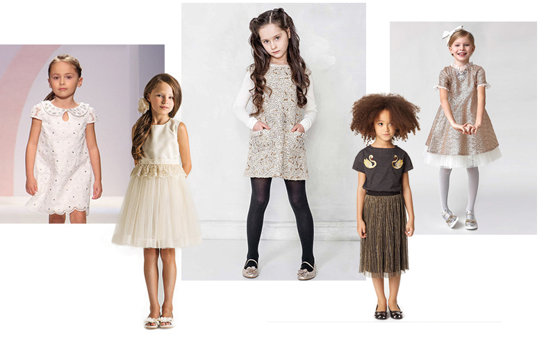 a18a0f9940ad Designer clothes for children can spice up any dull little girls dress or  outfit with a dash of sparkles. A perfect way to add sparkles to her dress  is