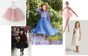 tulle-skirts-kids luxury kids clothes