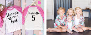flower girl gifts-themed-clothing-papilio