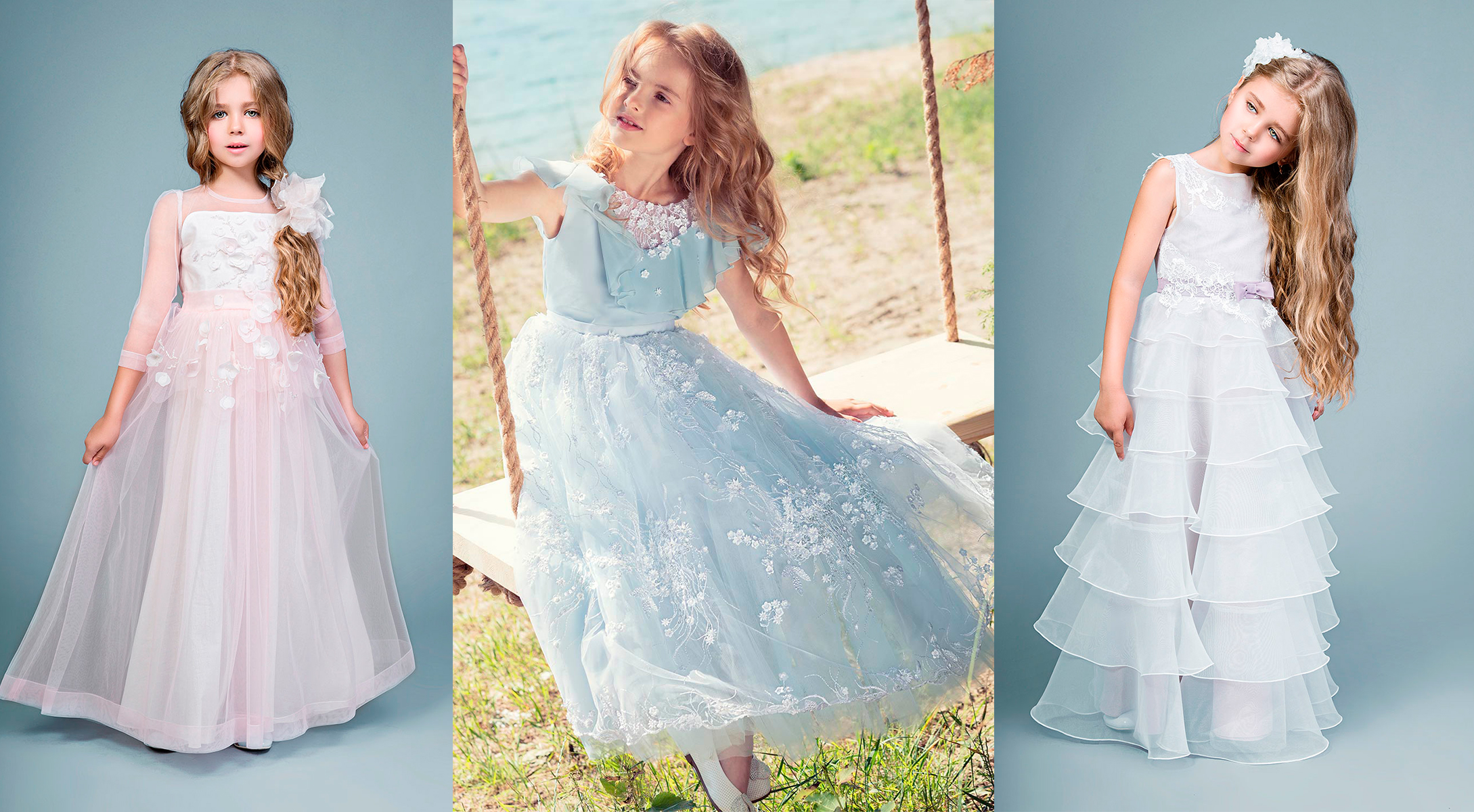 Luxury Flower Girl Dresses By Papilio Top Picks For The Spring