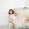 Papilio kids dress with balloon sleeves